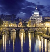 image of vatican in rome in italy