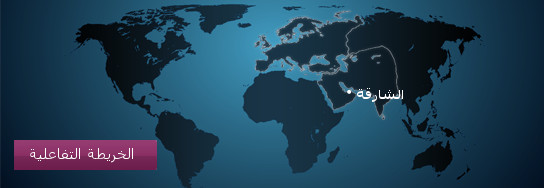 image of global route map for qatar airways destinations