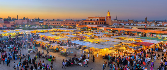 Fly from Muscat to Marrakech starting from 1st July 2016