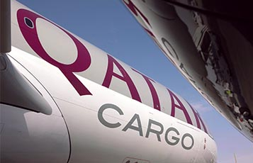 Qatar Airways Cargo has a total of 16 aircraft in its freighter fleet