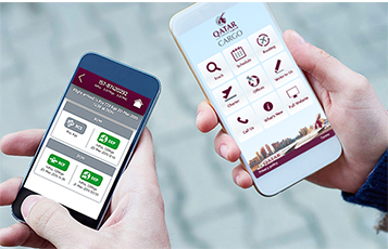 QR Cargo launches new app for both Android and iOS devices