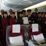 QATAR AIRWAYS VOTED 'BEST FOR BUSINESS' BY CONDÉ NAST TRAVELLER READERS