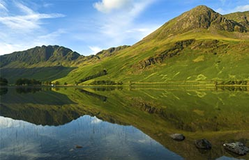 Starting February 15, Manchester and the Lake District will be served by a double daily flight
