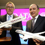 LATAM Airlines Group and Qatar Airways sign agreement