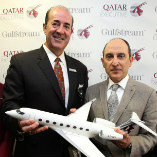 QATAR AIRWAYS ANNOUNCES NEW AIRCRAFT ORDER DEMONSTRATING CONTINUED GROWTH AND EXPANSION OF ITS QATAR EXECUTIVE BUSINESS