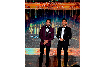 The star-studded IIFA awards 2016 to be hosted by charismatic Bollywood actors Farhan Akhtar & Shahid Kapoor