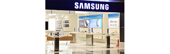Qatar Duty Free opens Samsung Experience Store at HIA