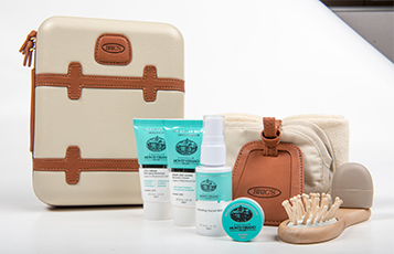 First Class amenity kits for women