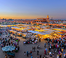 Fly to Marrakech and earn up to 10,000 bonus Qmiles