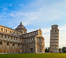 Fly to Pisa and earn up to 10,000 bonus Qmiles