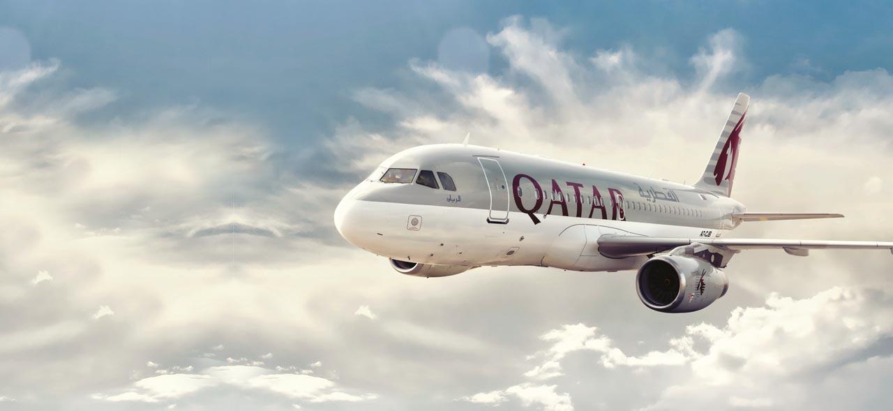 Book Flights from the United States   Qatar Airways