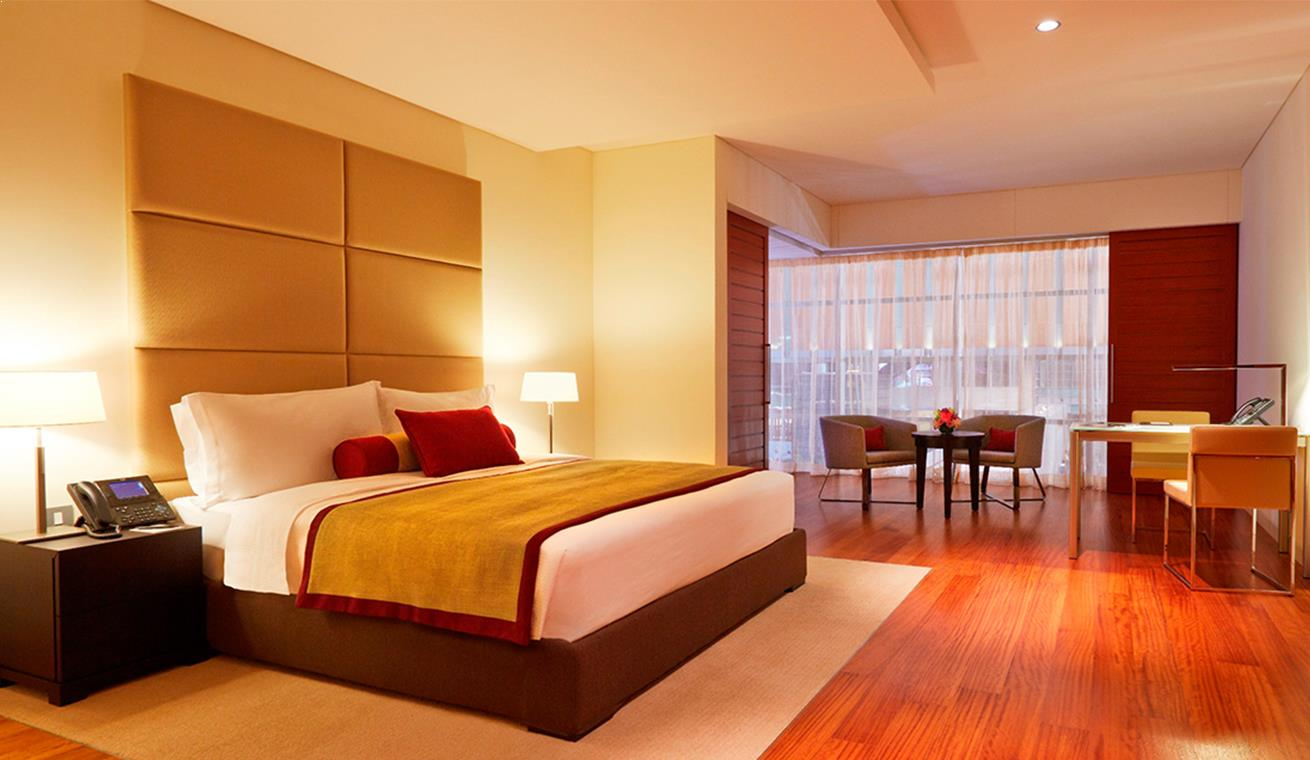 Image of a room in Hamad international Airport Hotel
