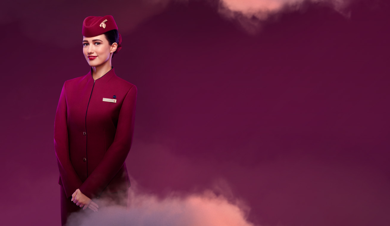 Image of cabin crew