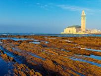 image of sea, Casablanca, Morocco