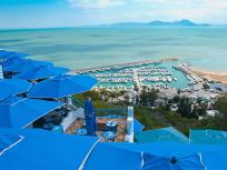 image of beach, Tunis