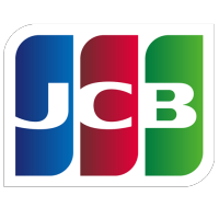Image of the logo of JCB International Credit Card company.