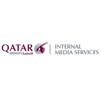 Image of Qatar Airways Internal Media Services logo